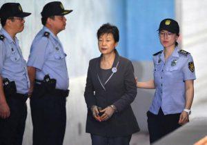 محکومیت رئیس جمهور سابق کره جنوبی به ۲۰ سال حبس