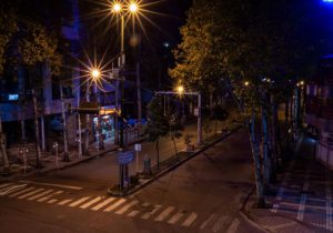 هر شب ۱۰ هزار برگه جریمه تردد شبانه صادر می شود / ۵۰ درصد مردم تردد شبانه دارند