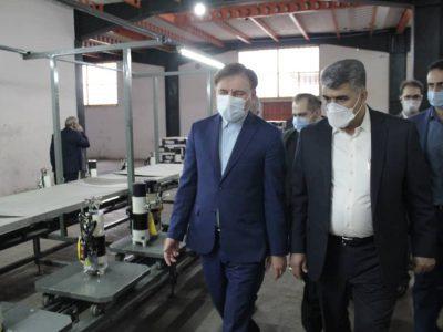 افتتاح ۲۴ پروژه صنعتی و عمران روستایی همزمان با چهل و دومین سالگرد پیروزی انقلاب اسلامی