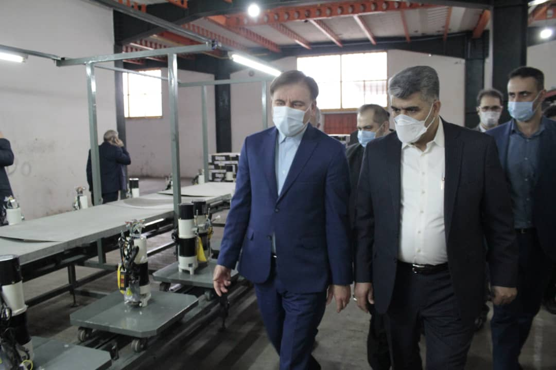 126efaab-ebfb-4164-9998-c4d602463d0b افتتاح 24 پروژه صنعتی و عمران روستایی همزمان با چهل و دومین سالگرد پیروزی انقلاب اسلامی