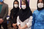 تزریق واکسن کرونا به ۱۱۲ کادر ICU گیلان بدون عوارض