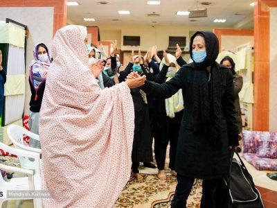 تصاویری از زندان زنان تهران
