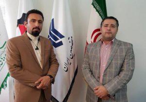 دیدار شهردار لنگرود با رئیس گروه متخصصین ایران + جزییات