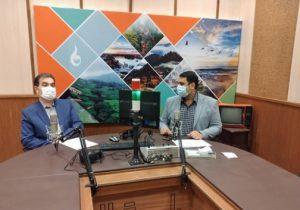 مدیرعامل آب منطقه ای گیلان در برنامه زنده رادیو گیلان تاکید کرد: لزوم رعایت تقویم زراعی