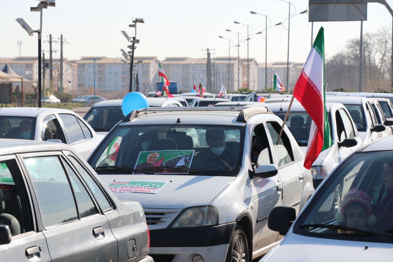 WhatsApp-Image-2021-02-11-at-09.33.23 رژه خودرویی به مناسبت یوم الله ۲۲بهمن در لنگرود