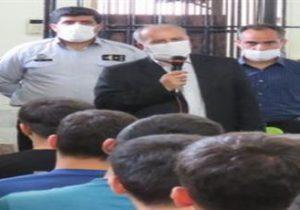 مدیر کل زندانهای استان گیلان: مشارکت در کارگروهی، بهره وری و افزایش راندمان کاری، در اولویتهای سازمانی موثر است