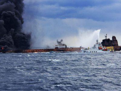سانچی خبرساز شد؛ افشای بخشی از آخرین گفتههای کاپیتان کشتی