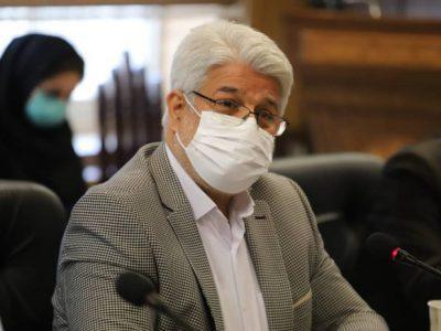تاکید محمدحسن عاقل منش بر ضرورت پیگیری بیمه رانندگان تاکسی و تاکسی بار