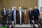 دیدار اعضای هیئت نظارت بر انتخابات گیلان با نماینده ولی فقیه در استان