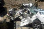 ۳ کشته در تصادف مرگبار جاده حسن رود