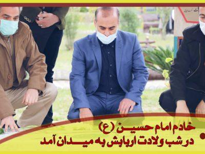 حاج پیمان رنجبر وارد گود انتخابات ششمین دوره شورای شهر رشت شد