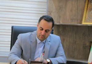 مسعود عباس نژاد طی پیامی عید سعید مبعث را تبریک گفت