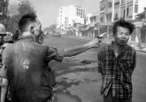 عکسی مخفی از صحنه اعدام که جهان را تکان داد