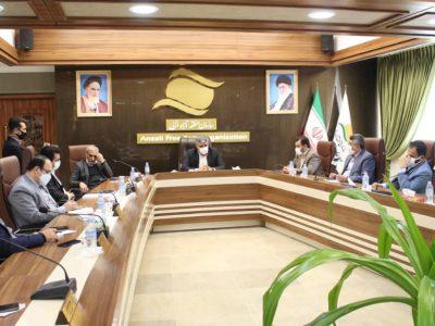 از تمام ظرفیتهای قانونی جهت دستیابی به راهبردهای توسعهای منطقه باید استفاده کرد
