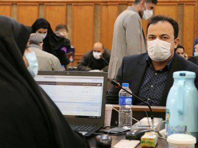 محمد آرتامهر کاندیدای انتخابات شورای شهر رشت شد