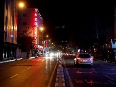 جریمه ۹۲ هزار خودرو به دلیل نقض محدودیت تردد شبانه در گیلان