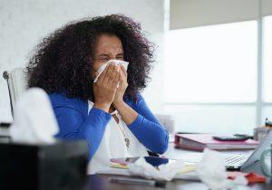 ۵ خوراکی برای مقابله با آلرژی های فصلی