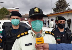 بازداشت ۵۰ نفر به دلیل شرط بندی در آستارا