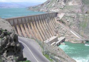 کاهش ۶۹ درصدی ورودی آب به مخزن سد سفیدرود