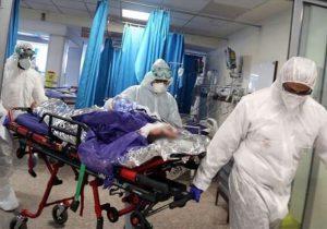 افزایش شدید بیماران بدحال کرونایی در گیلان؛ ۱۹۰ نفر اضافه شد