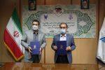 امضاء تفاهمنامه همکاری بین دانشگاه آزاد اسلامی گیلان واداره کل بنادر و دریانوردی گیلان