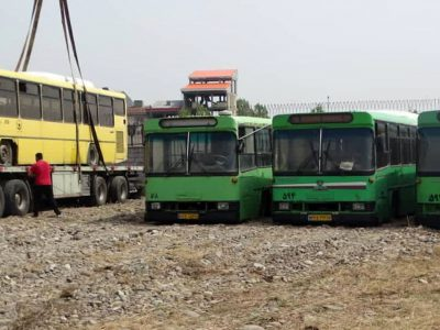 استرداد اتوبوس های توقیف شده شهرداری رشت از قزوین | تنها ۱۵ دستگاه بازسازی شد