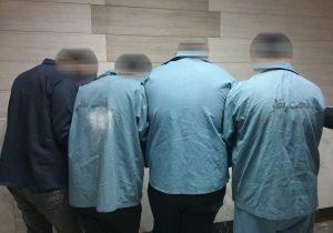 دستگیری عاملان درگیری شب گذشته در تالش | مجروح شدن یک متهم با تیراندازی پلیس