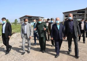 افتتاح فاز نخست پروژه باغ موزه دفاع مقدس گیلان در شهریور امسال