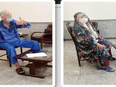 اعتراف پدر و مادر بابک خرمدین به قتل دختر و داماد در سالهای گذشته