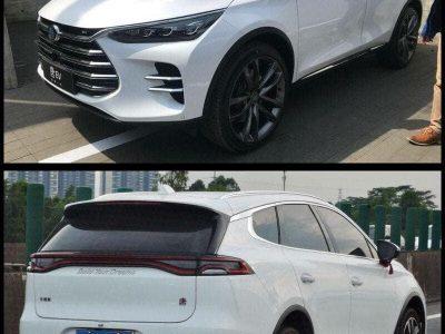 ورود لاکچریترین خودروی چینی به ایران