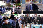آیین افتتاح یادمان شهدای گمنام همزمان با سالروز آزادسازی خرمشهر