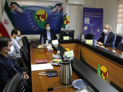 برگزاری جلسه پاسخگویی بار در شرکت توزیع برق استان گیلان