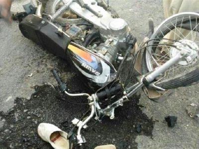 جانباختن موتورسوان در تالش و دیلمان