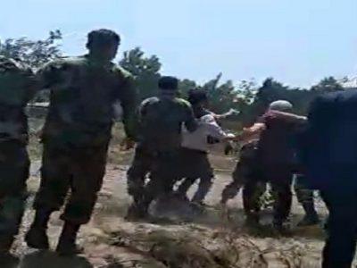 ضرب و شتم کارکنان منابع طبیعی در خشکبیجار | ۸ مامور مصدوم شدند!