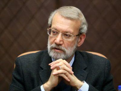 بیانیه علی لاریجانی خطاب به شورای نگهبان پیرامون مسئله عدم احراز صلاحیت