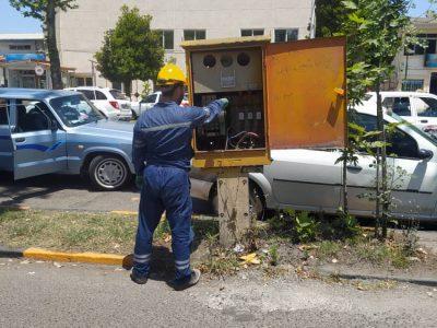 سومین مرحله از قطع برق ادارات و دستگاههای اجرایی پرمصرف استان