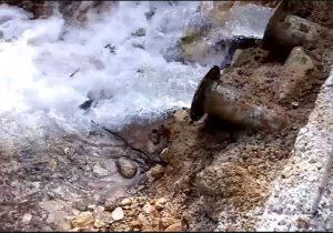 شرکت آب و فاضلاب گیلان برنامه زمان بندی برای قطعی آب شرب ندارد