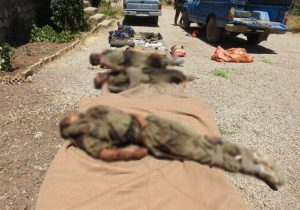 انهدام تیم تروریستی ضدانقلاب در کردستان