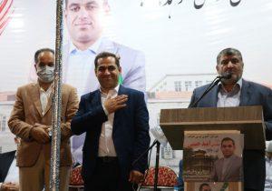 مهندس امید حبیبی در رشت کولاک کرد!