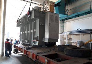 نوسازی بخشی از نیروگاه برقابی سد سفیدرود پس از ۵۶ سال از زمان بهرهبرداری