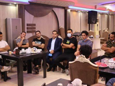 حمایت قاطع فوتبالیستهای نامی گیلان از امید حبیبی
