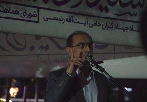 ستاد مرکزی شورای هماهنگی ستادهای مردمی آیت الله رئیسی در رشت افتتاح شد