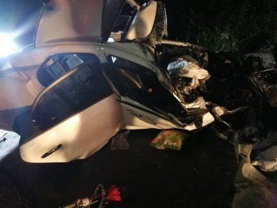 تصادف کامیون و سراتو موجب فوت بانوی ۴۵ ساله در رشت شد