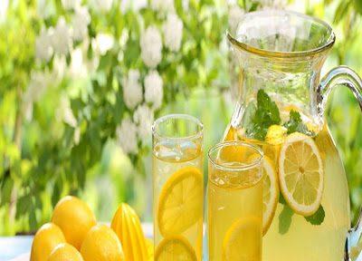 کاهش وزن سریع با نوشیدنی طراوتبخش تابستانی