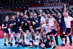 پیروزی مقتدرانه والیبال ایران برابر لهستان در المپیک توکیو