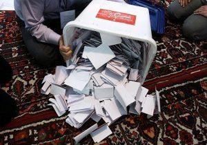 بازشماری آرا و تغییر در منتخبین شورای اسلامی شهر لوندویل
