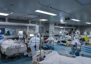 زن کرونایی از بیمارستان فرار کرد !   علت چه بود ؟
