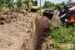 بهره برداری از خط انتقال آب سنگر به کوچصفهان همزمان با ایام مبارک دهه فجر