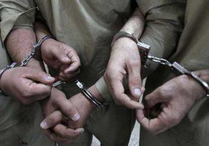 دستگیری ۴ نفر اراذل و اوباش در رشت | افراد شرور به صورت مداوم رصد میشود
