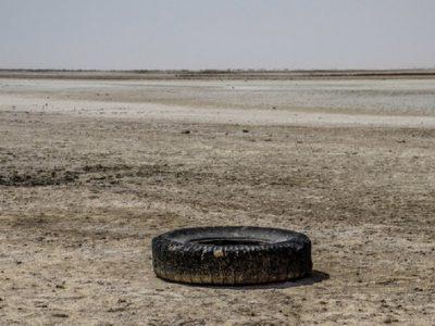 تصاویر  فاجعه در تالاب گاوخونی؛ غول خفتهای که روزی بیدار میشود